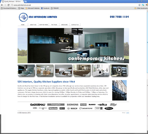 Click on image of SDS INTERIORS for more details