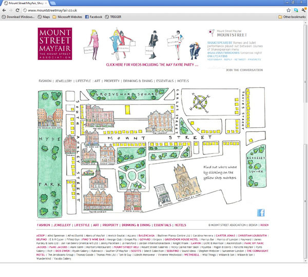 Click on image of MOUNT STREET MAYFAIR for more details