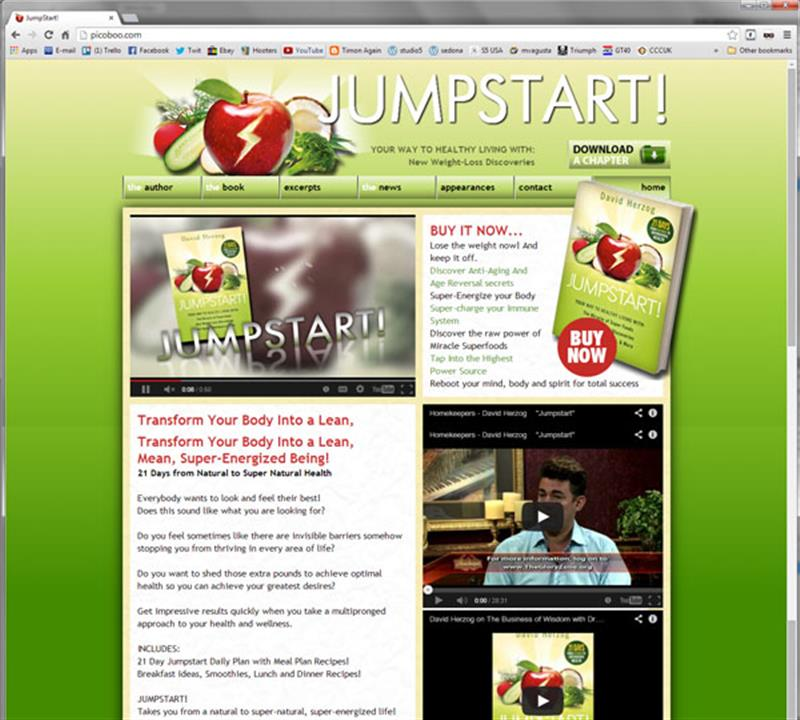 Click on image of JumpStart - the website for more details