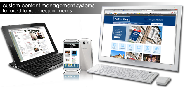 Content Management Systems, CMS Website Designers in Arizona